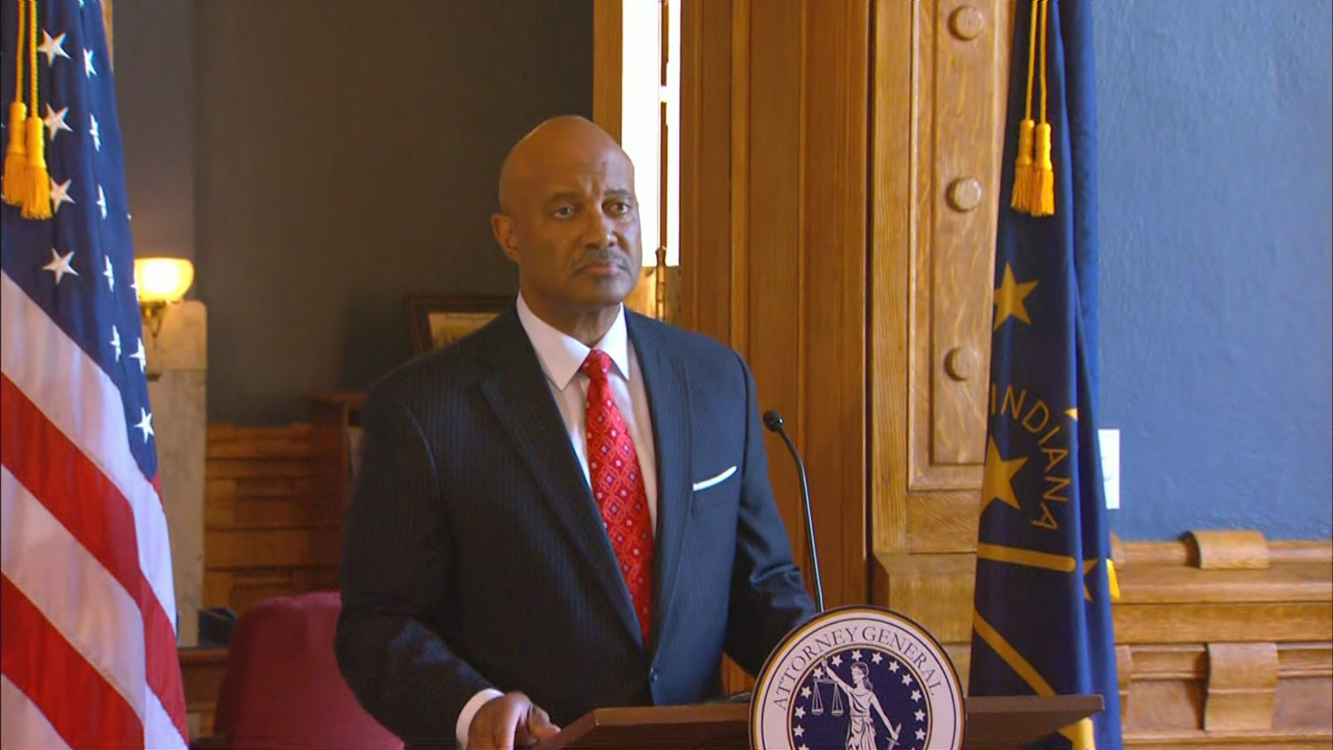 Indiana lawmaker seeks investigation into Attorney General Curtis Hill