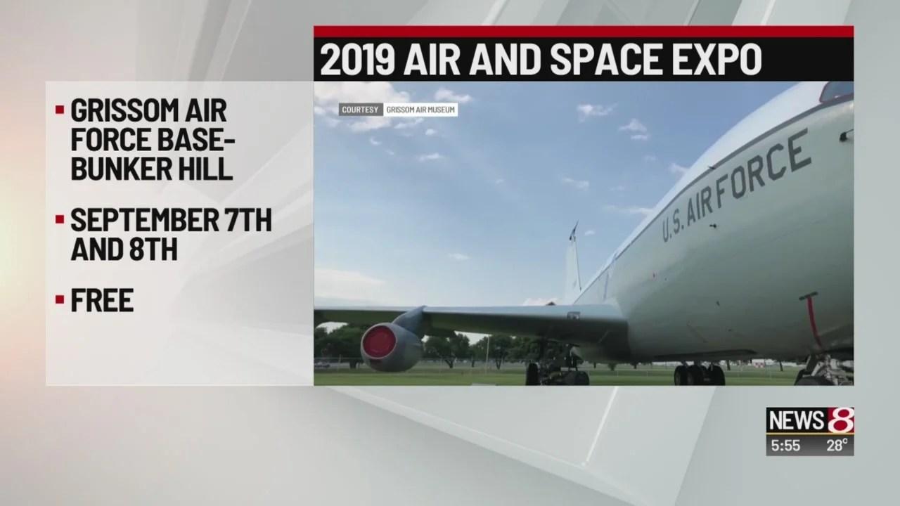 Grissom Air Show