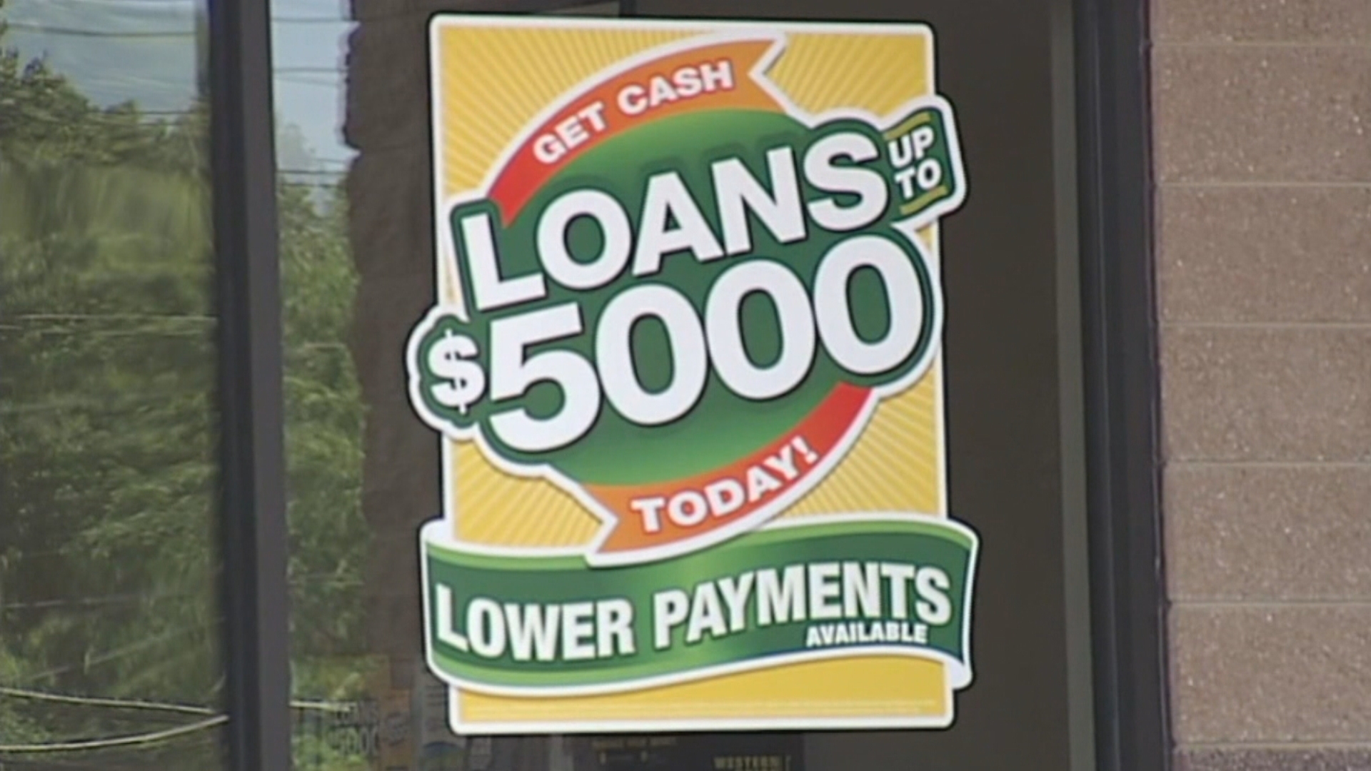 Indiana payday lending bill