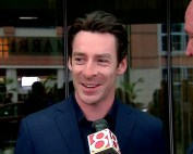 Indy 500 winner Pagenaud talks ahead of victory celebration