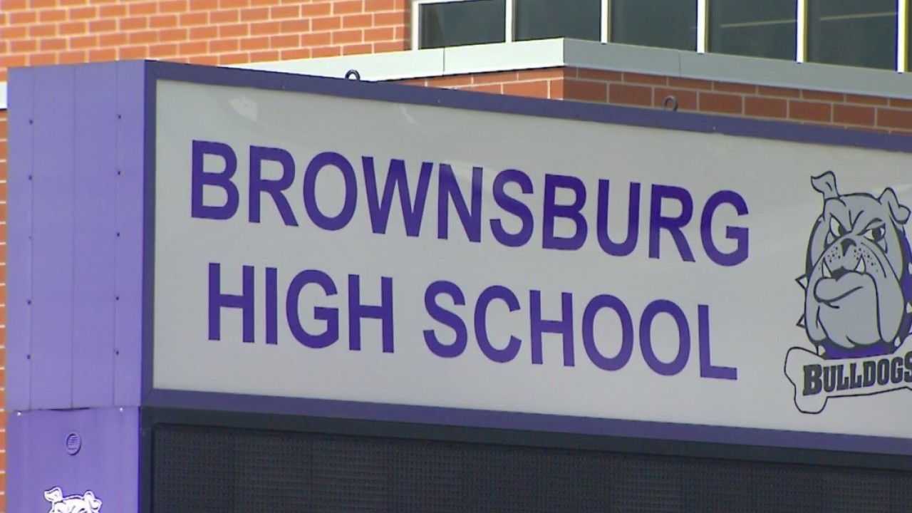 Former Brownsburg teacher files lawsuit