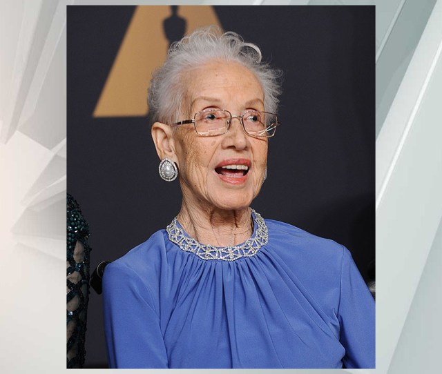 Pioneering Black Mathematician Katherine Johnson Has Died At
