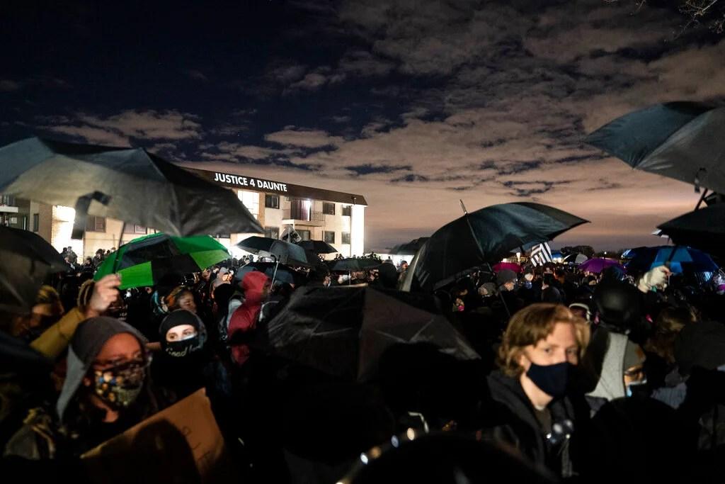 Minnesota mayor blasts police tactics to control protesters - WISH-TV