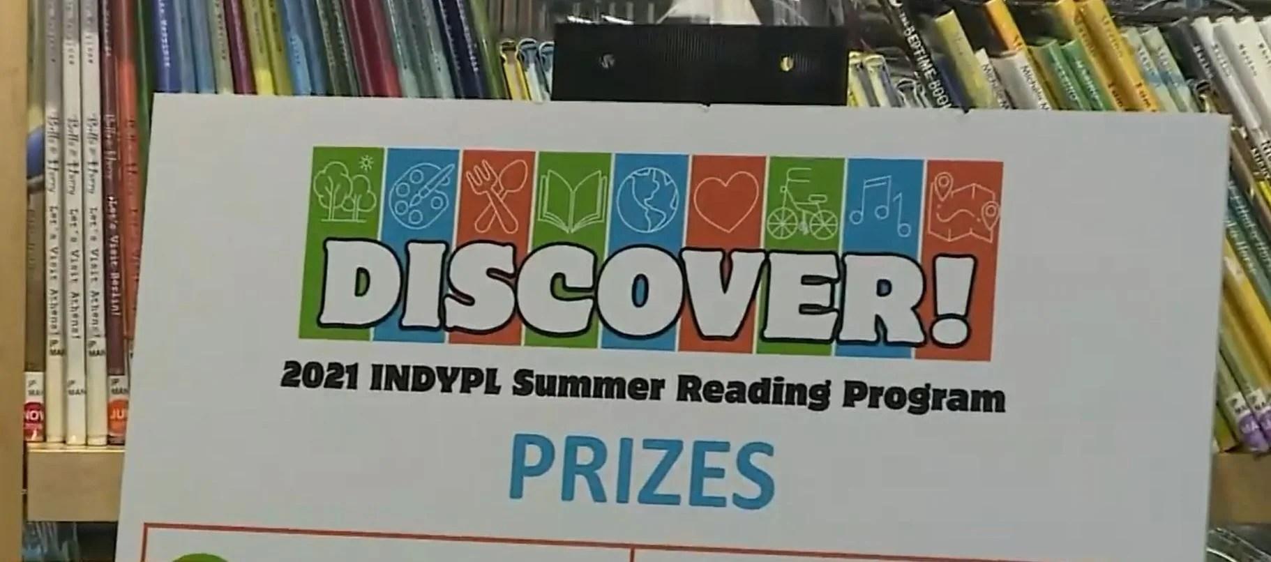 Indianapolis Public Library kicks off summer reading program - WISH-TV