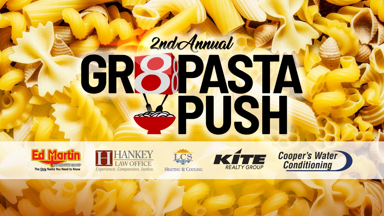 Second annual Gr8 Pasta Push to help Hoosiers in need - WISH-TV