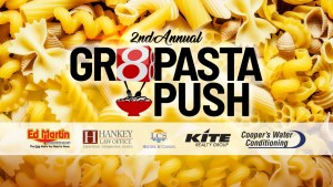Second annual Gr8 Pasta Push to help Hoosiers in need