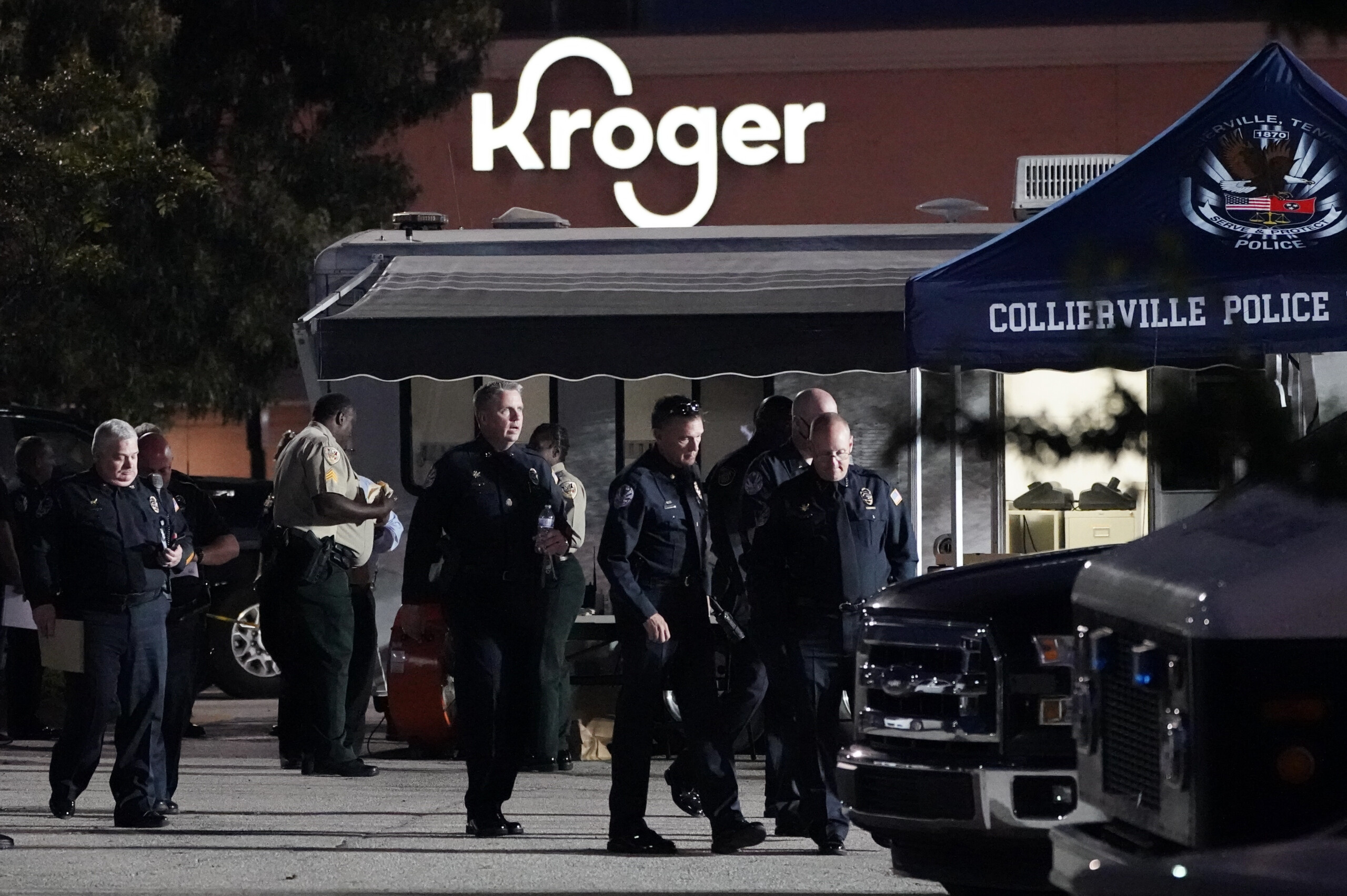 Gunman at Tennessee Kroger was asked to leave job, police say