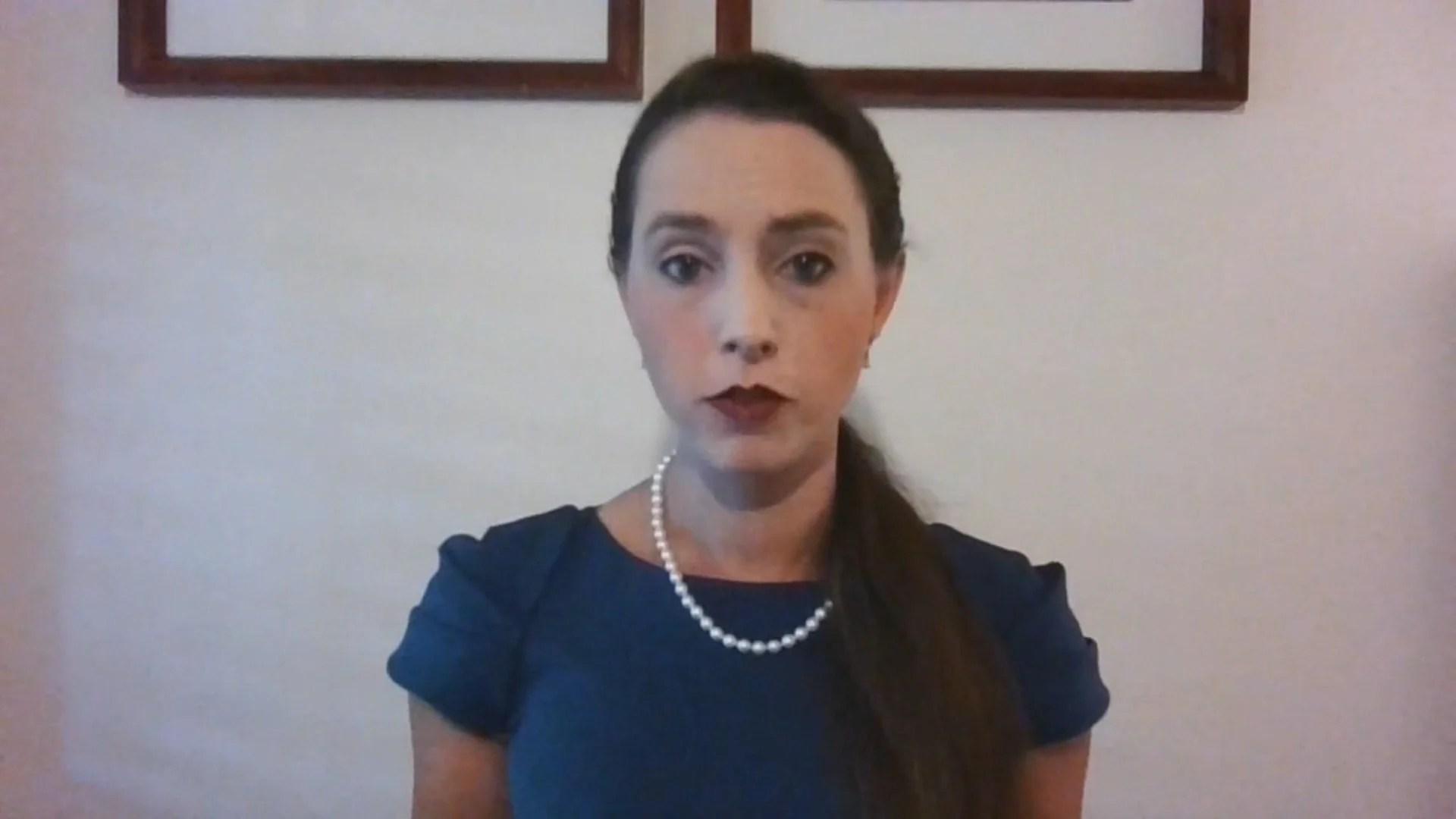Larry Nassar victim calls for legislative change to hold law enforcement accountable - WISHTV.com
