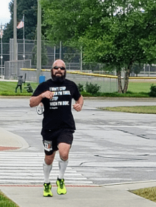 Greenfield man to run across Indiana to raise funds for food pantries