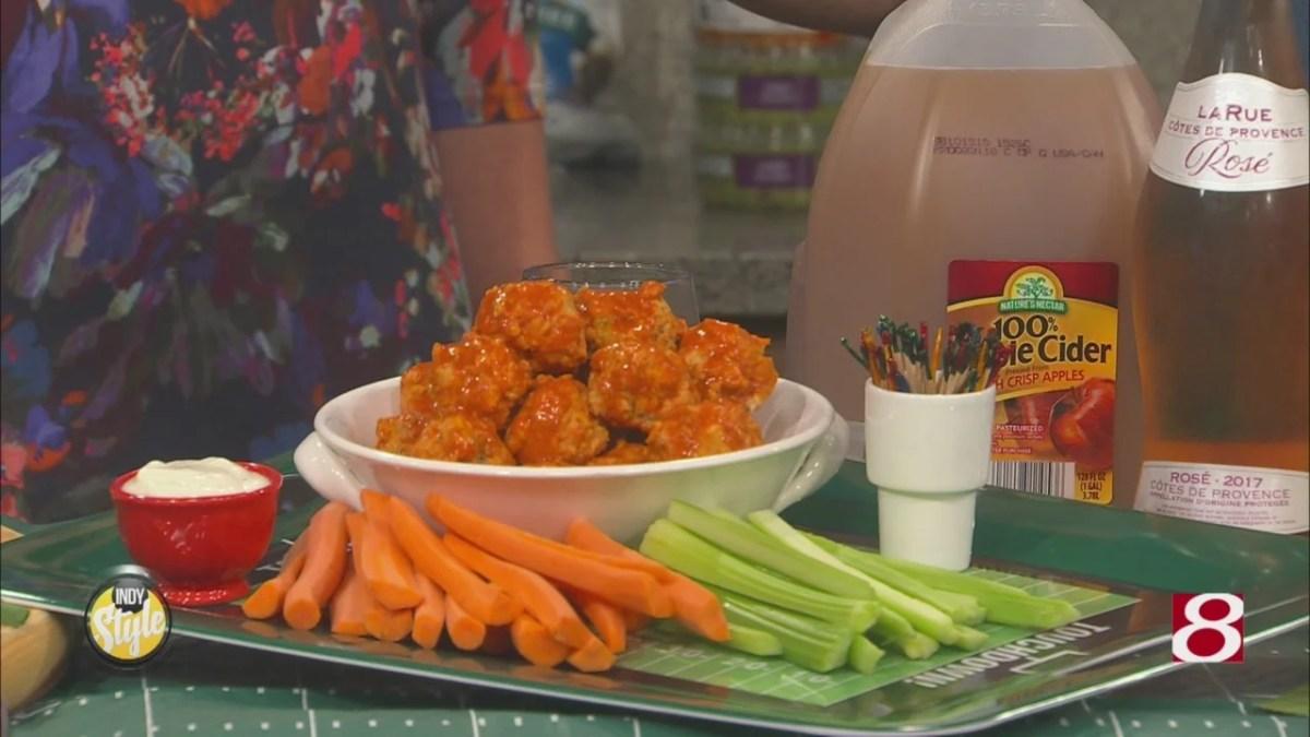 Tailgate Food Ideas with ALDI