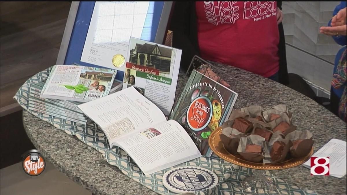 Cookbook celebrates Irvington landmark restaurant