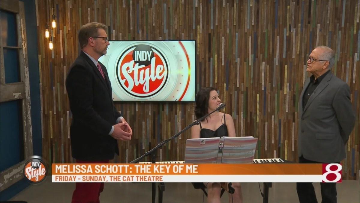 Magic Thread Cabaret presents Indiana native Melissa Schott
