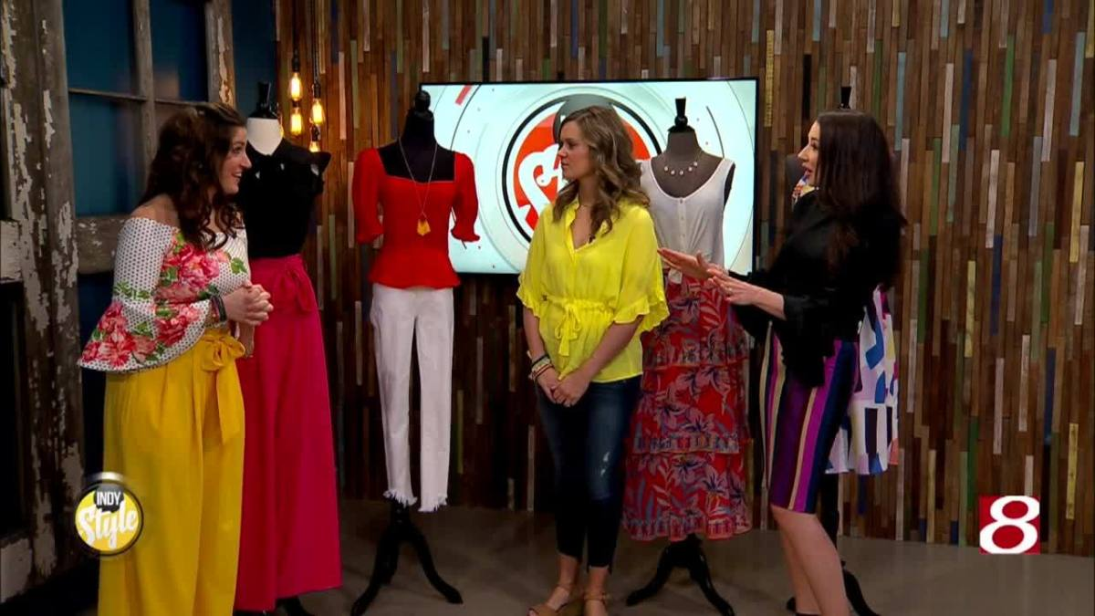 How to wear the color trends for Spring