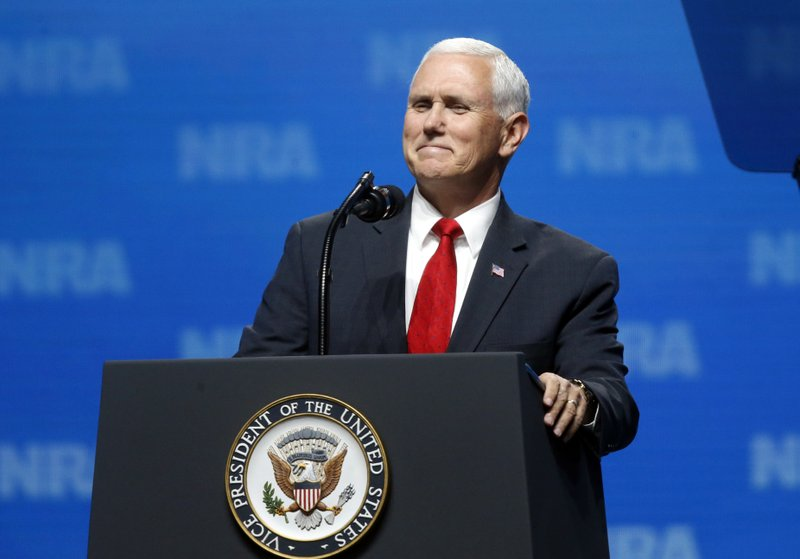 Mike pence at NRA event_1525458755452.jpeg.jpg