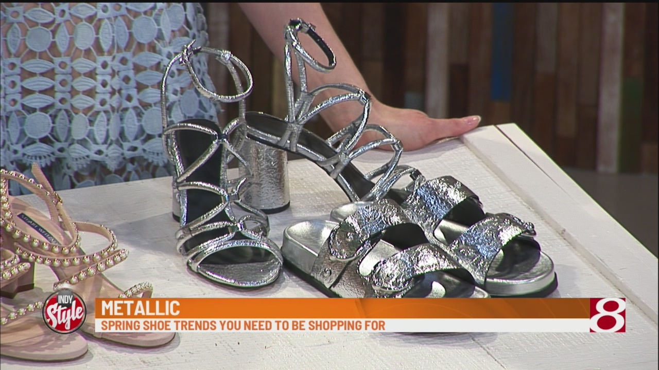 Spring shoe trends you need to be shopping for