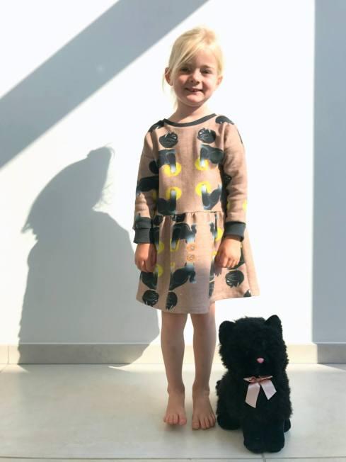 By Eva Maria Sien dress