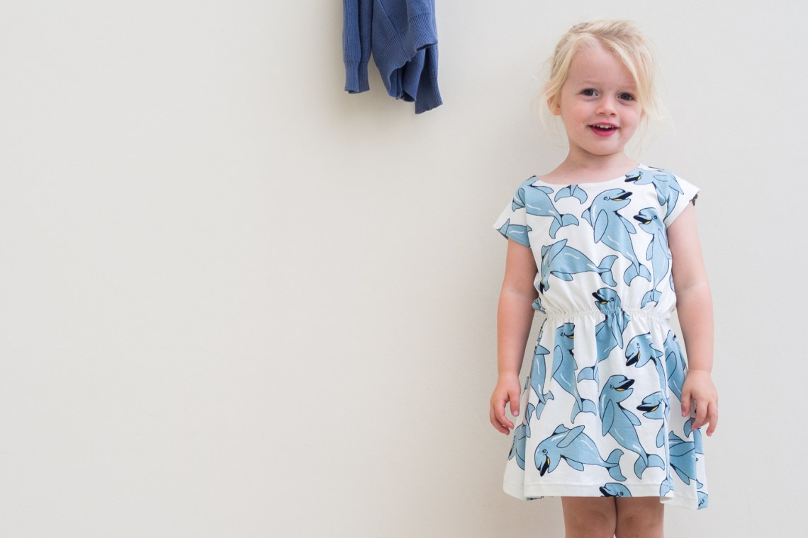 mini rodini lux dress