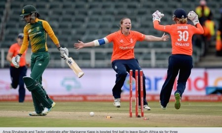 England vs South Africa Cricket