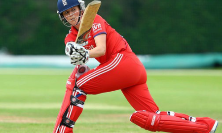 Charlotte Edwards, former England Captain
