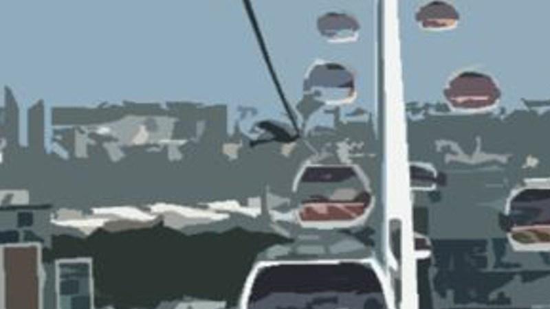 Seilbahnen für den Stadtverkehr