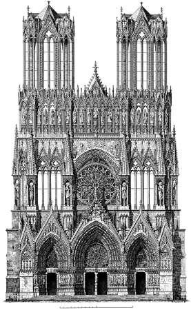 Wissenschaftliches Bildarchiv Fr Architektur Kathedrale