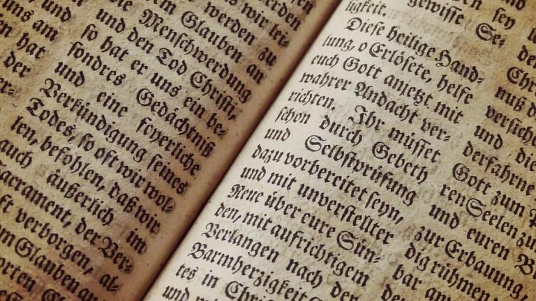 Die Bibel literarisch