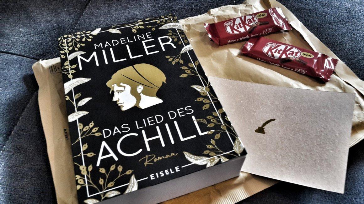 Madeline Miller: Das Lied des Achill (2011/2020)