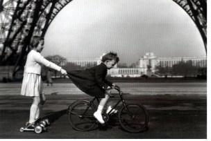 Robert Doisneau - le bon vieux temps