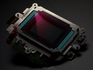 capteur CMOS 75 Mpx Canon