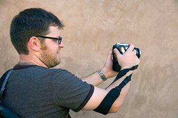 photographier à main levée