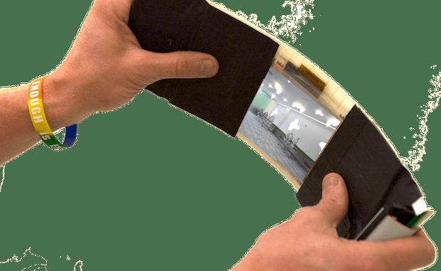 FlexCam appareil photo panoramique flexible