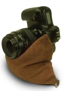 Fabriquer un bean bag photo pour stabiliser votre appareil