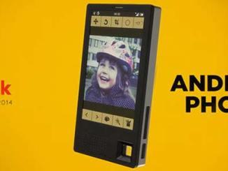 smartphone Kodak 2015