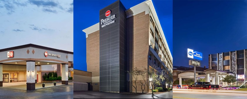 This image has an empty alt attribute; its file name is bestwesternhotelsmilwaukee.jpg