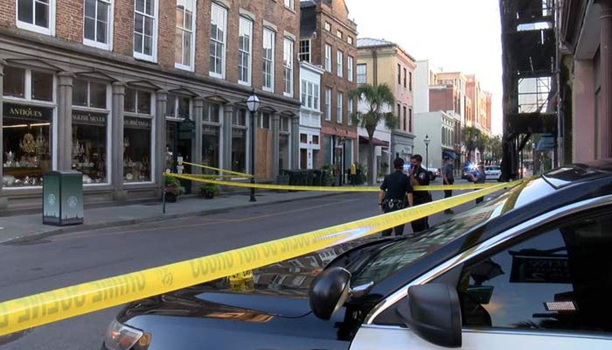 CofC says provost's husband killed in early-morning robbery in ...
