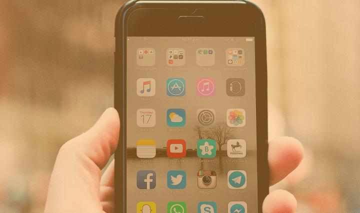 La euforia de las apps