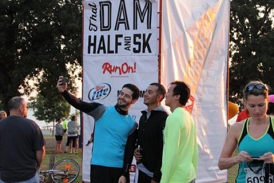 That Dam Half - Top 5 Fall 5Ks in North Texas