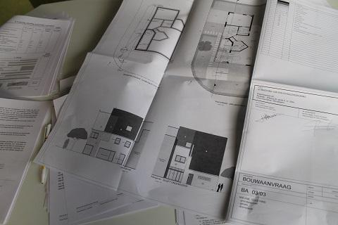 bouwaanvraag