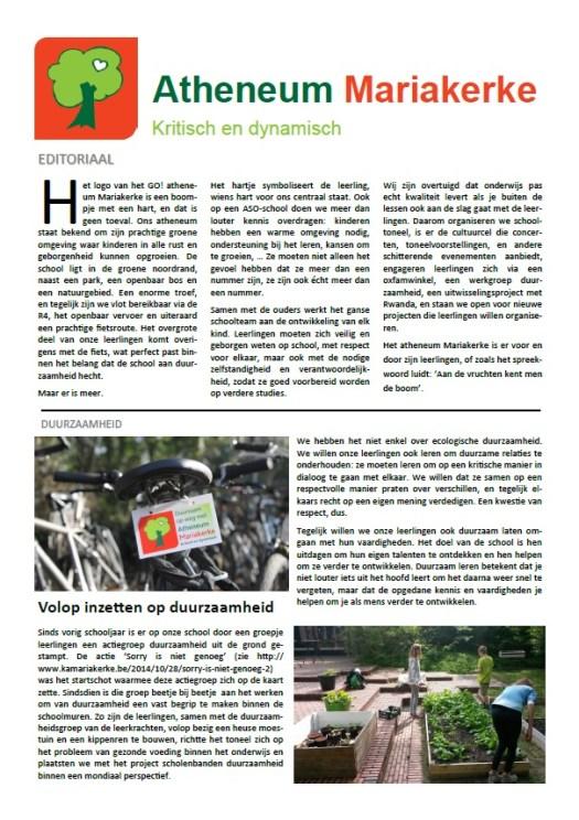 Brochure 2016 pagina 1
