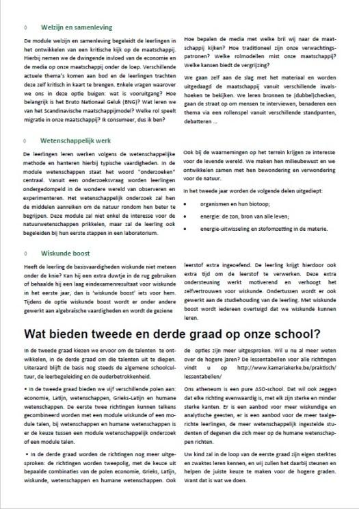 Brochure 2016 pagina 10