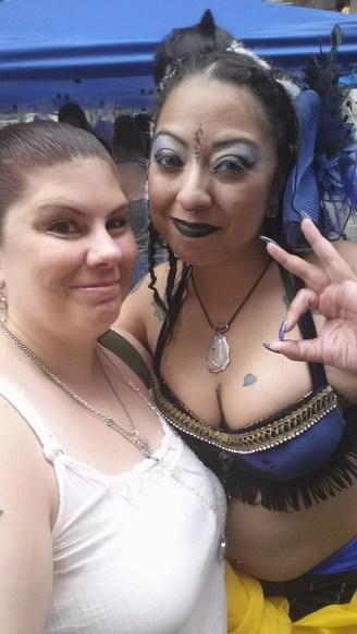 Dawnmarie & Indigo