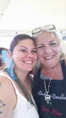 Lady Rhea & Dawnmarie