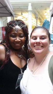 Goddess Starr & Dawnmarie