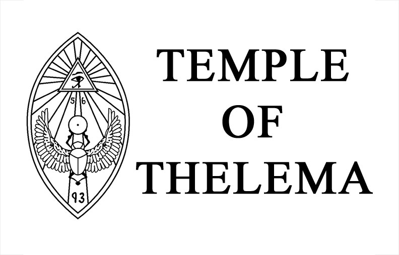 Temple of Thelema TShirt Logo