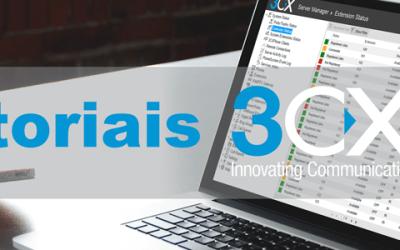 Tutorial 3CX – Vídeo 5 – Utilizando a Agenda Corporativa 3CX – How to