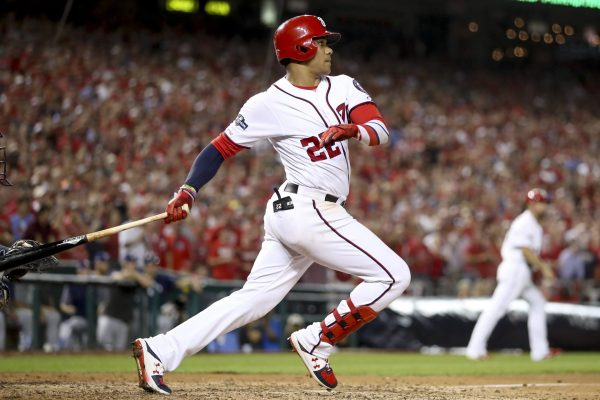 Soto lifts Nationals to 4-3 comeback wild-card win over Milwaukee | WITF