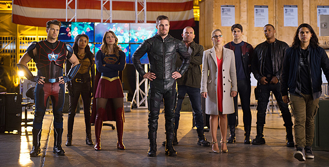 Legends of Tomorrow concludes the big crossover event with a bang, tying together plenty of loose ends for Flash and Arrow, even if it sidelines the Legends.