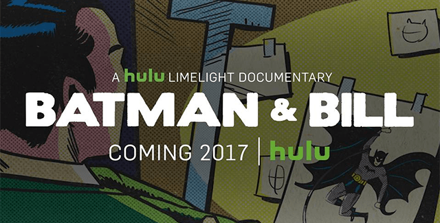 """The production team behind Hulu's upcoming documentary """"Batman & Bill"""" share their experiences bringing the story of Bill Finger to life at the TCA panel."""