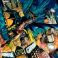 DC Comics provides yet another tease for their upcoming Batman/Flash crossover.
