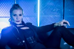 Katee Sackhoff as Amunet Black on 'The Flash'